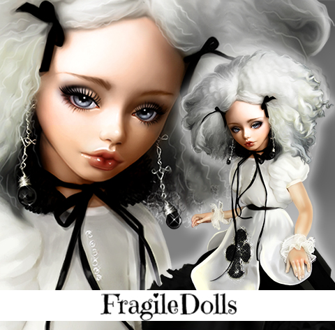 Fragile Dolls Pampolina